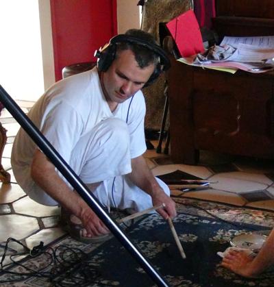 """Gurvan Mével, Batterie (Enregistrement des albums """"La Barque ailée et l'Albatros"""")"""