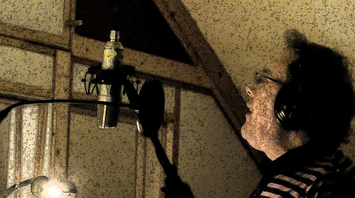 "Farid Aït Siameur (Enregistrement des albums ""La Barque ailée et l'Albatros"")"