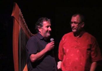Gérard Le Dortz et Claude Mignon - Concert à Quimper (2007)