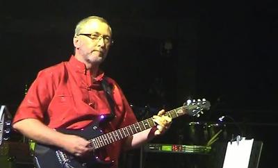 Claude Mignon - Concert à Quimper (2007)